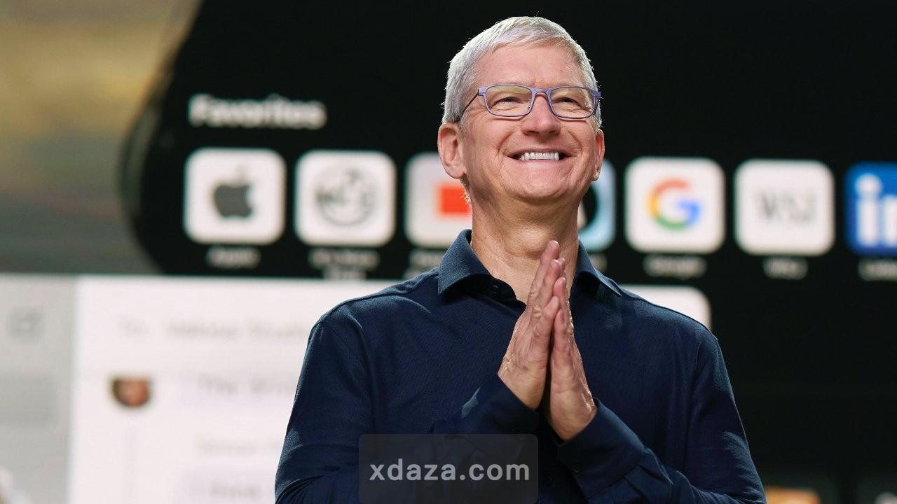 苹果CEO蒂姆·库克表示:坚决反对反垄断法
