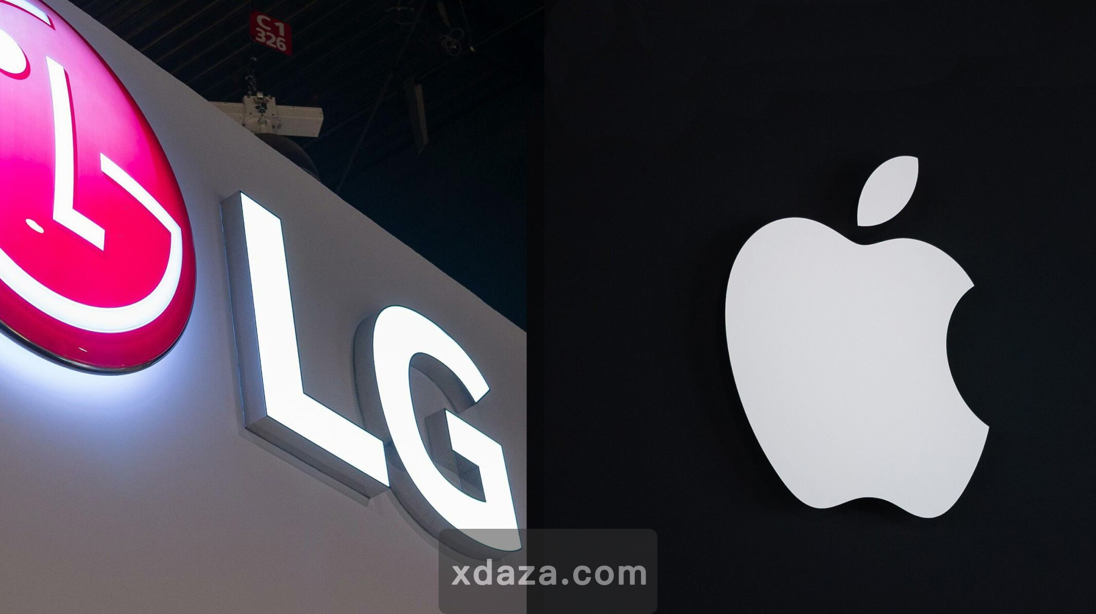 谢谢你路过我的青春,LG手机400家线下门店将转为销售iPhone及iPad