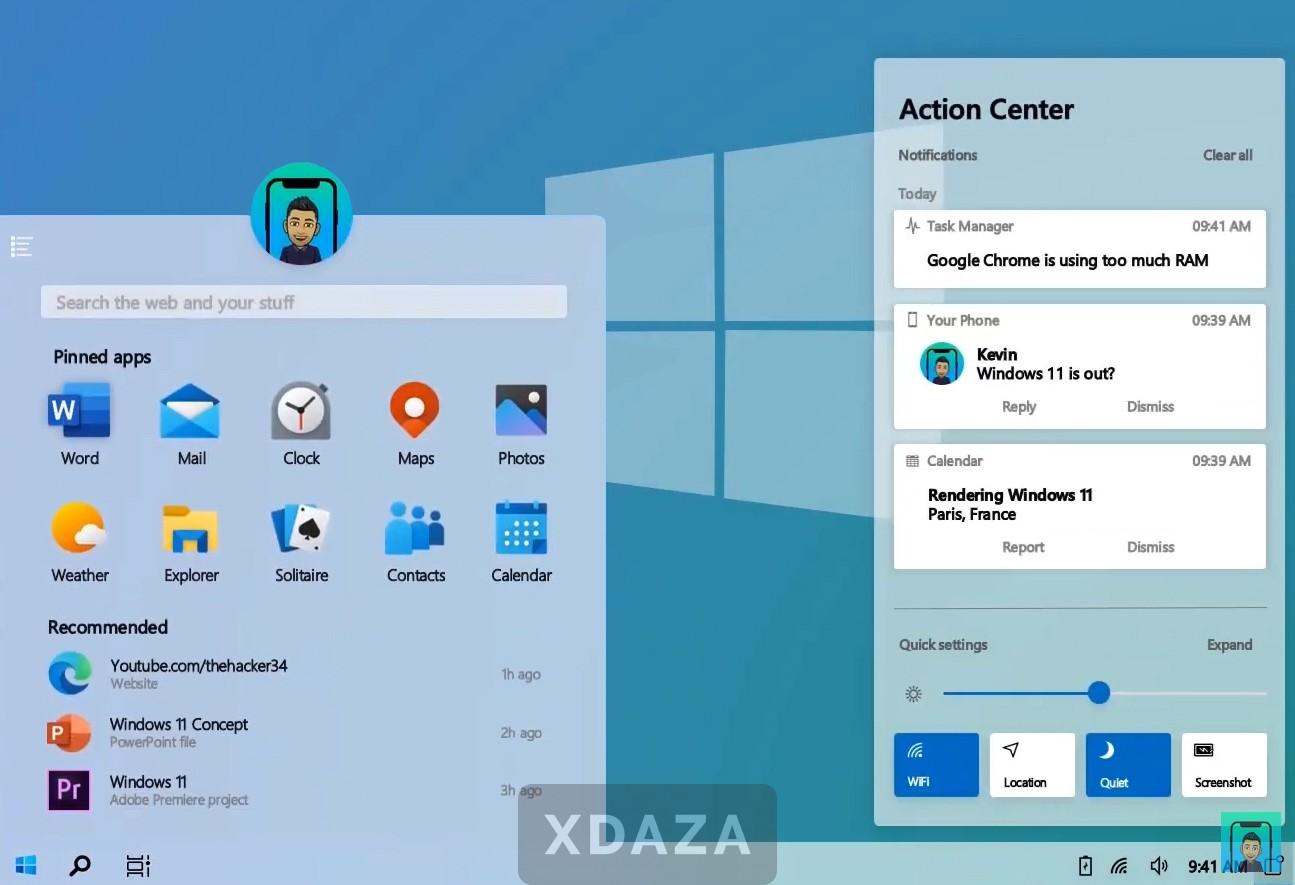 端午将近,微软献礼:发出11分钟神秘活动邀请,Windows11即将来临?