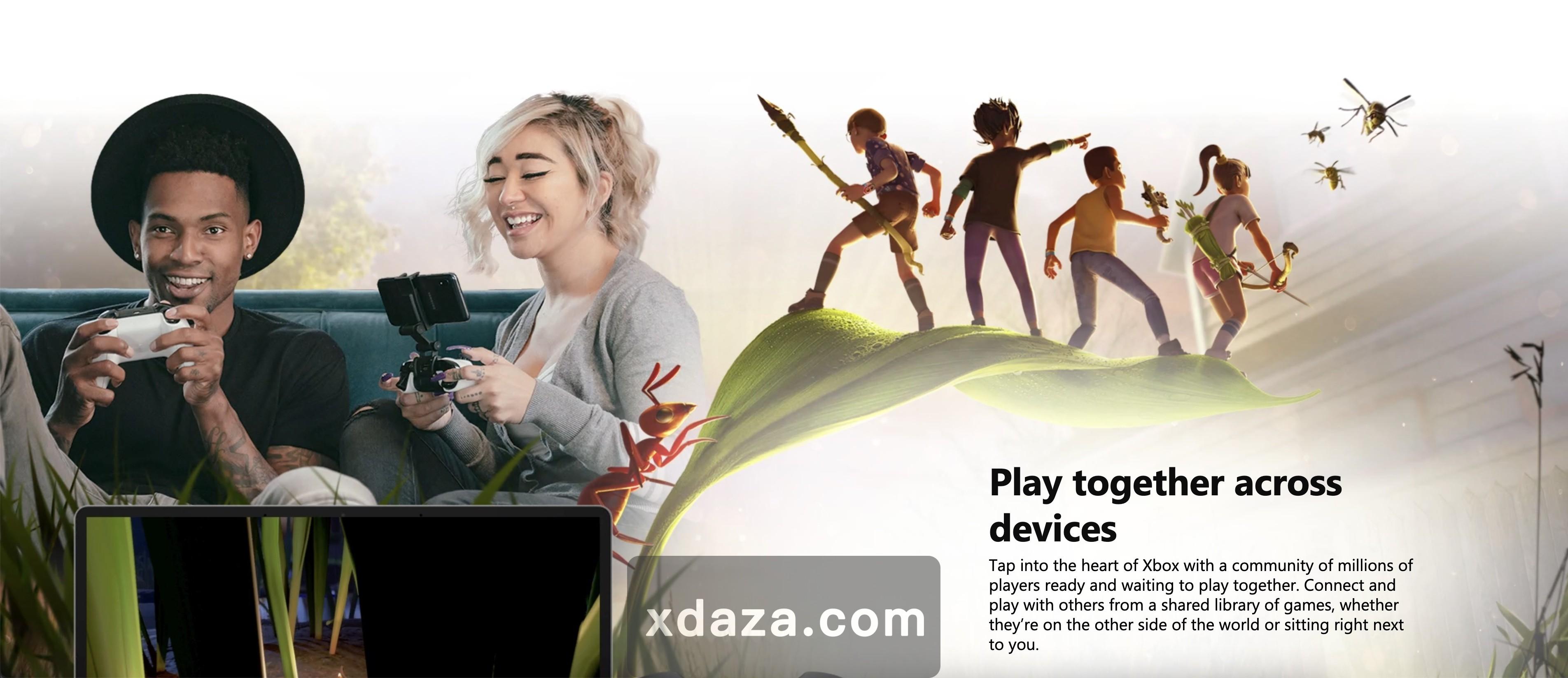 iPhone上可以玩Xbox游戏了,可惜国内玩家除外