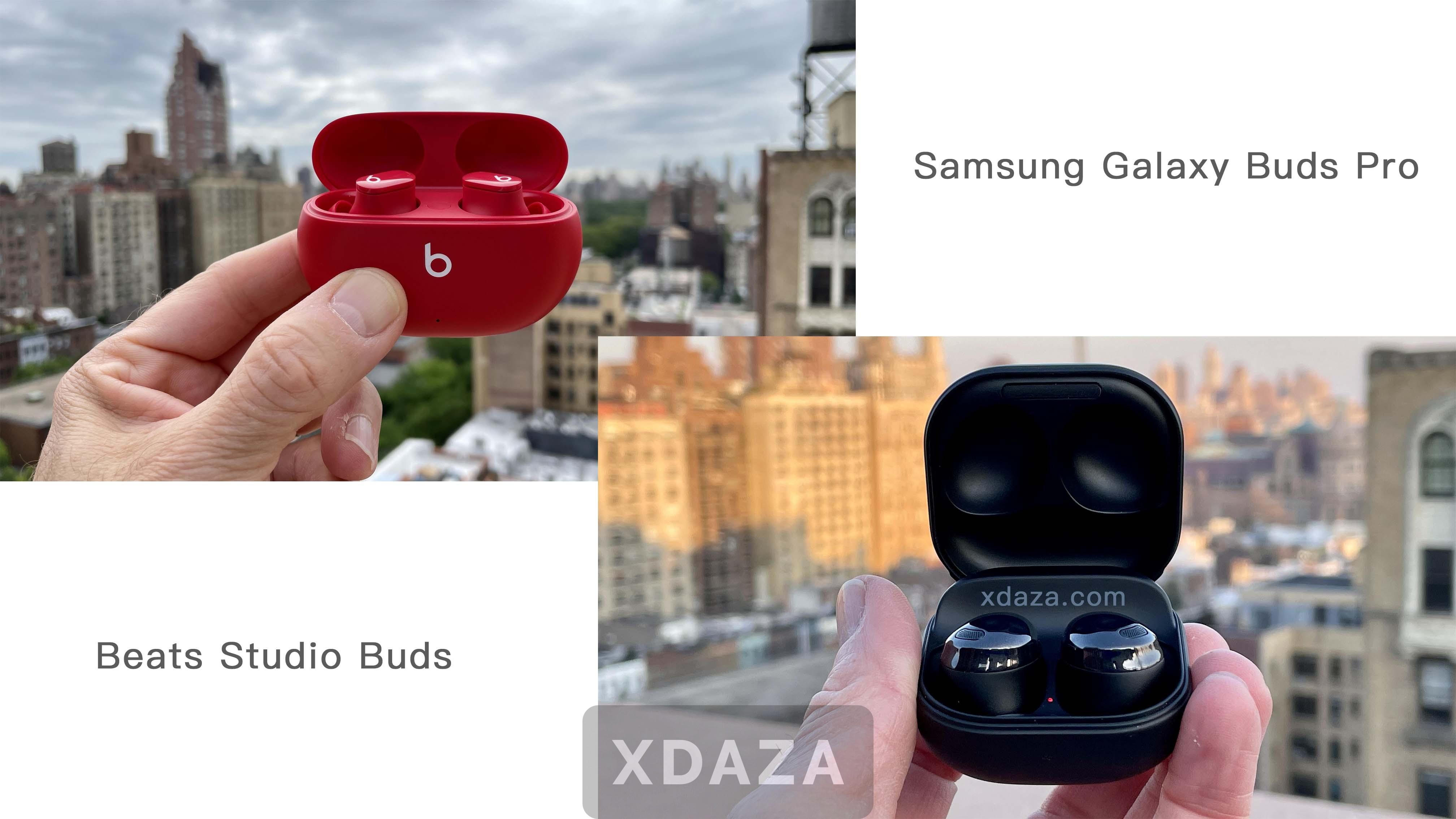 苹果Beats Studio Buds发布:苹果性价比降噪耳机表现如何?与AirPods和AirPods Pro横评