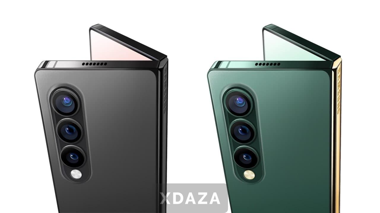 三星Galaxy Z Fold 3展望:效仿iPhone12,或采用直边设计