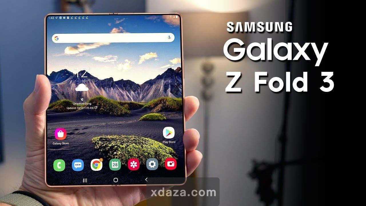 三星Galaxy Z Fold 3价格可能让人难以抗拒:只比小米mix fold贵2000元?