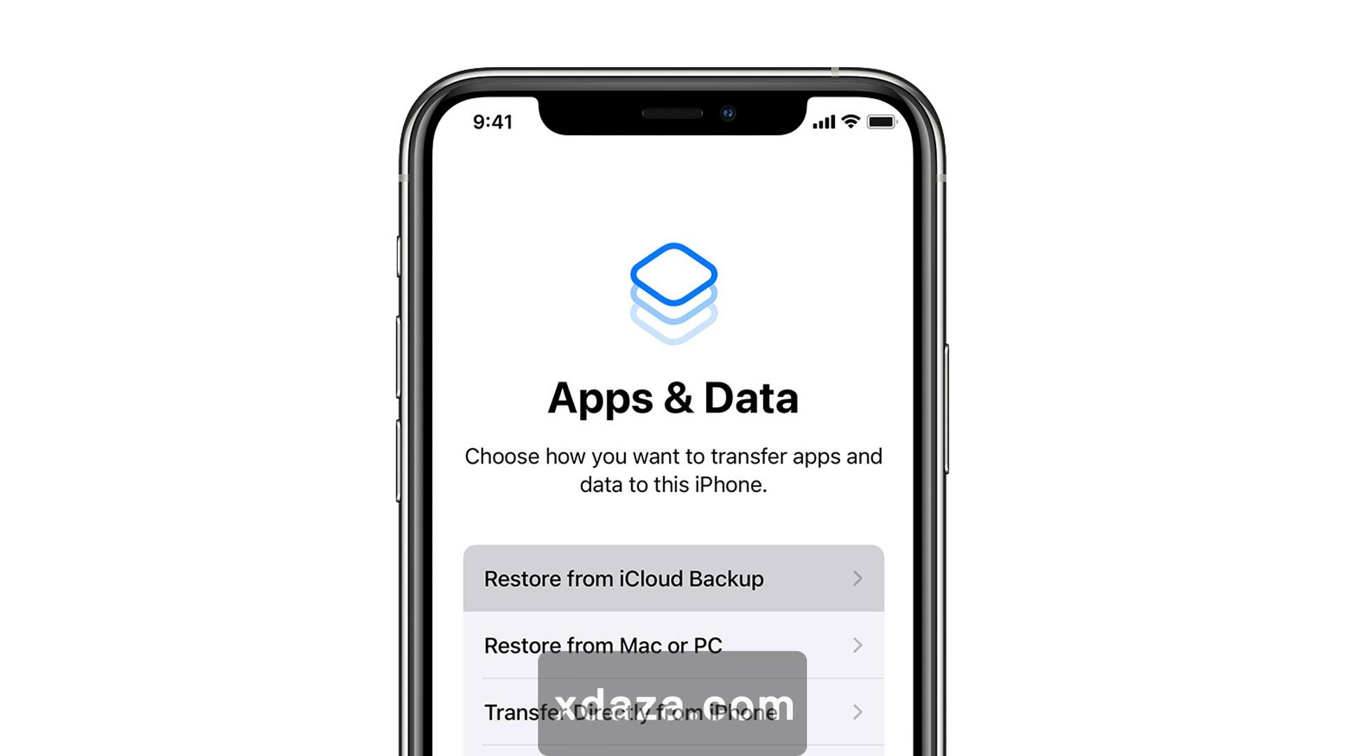 尝鲜党狂喜!iOS 15允许直接备份并在旧版系统中恢复数据