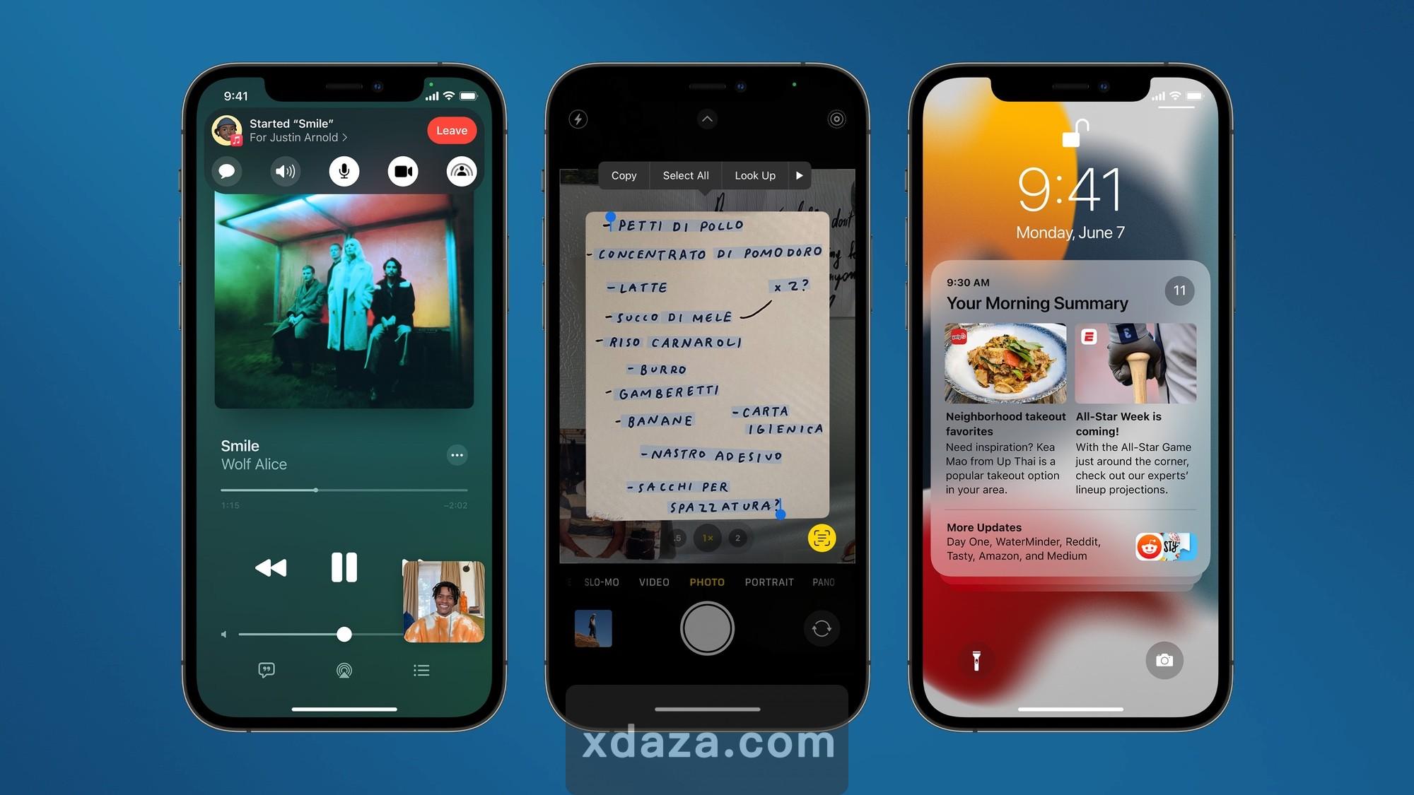7月1日iOS 15公测版发布:升级前需要注意这些事