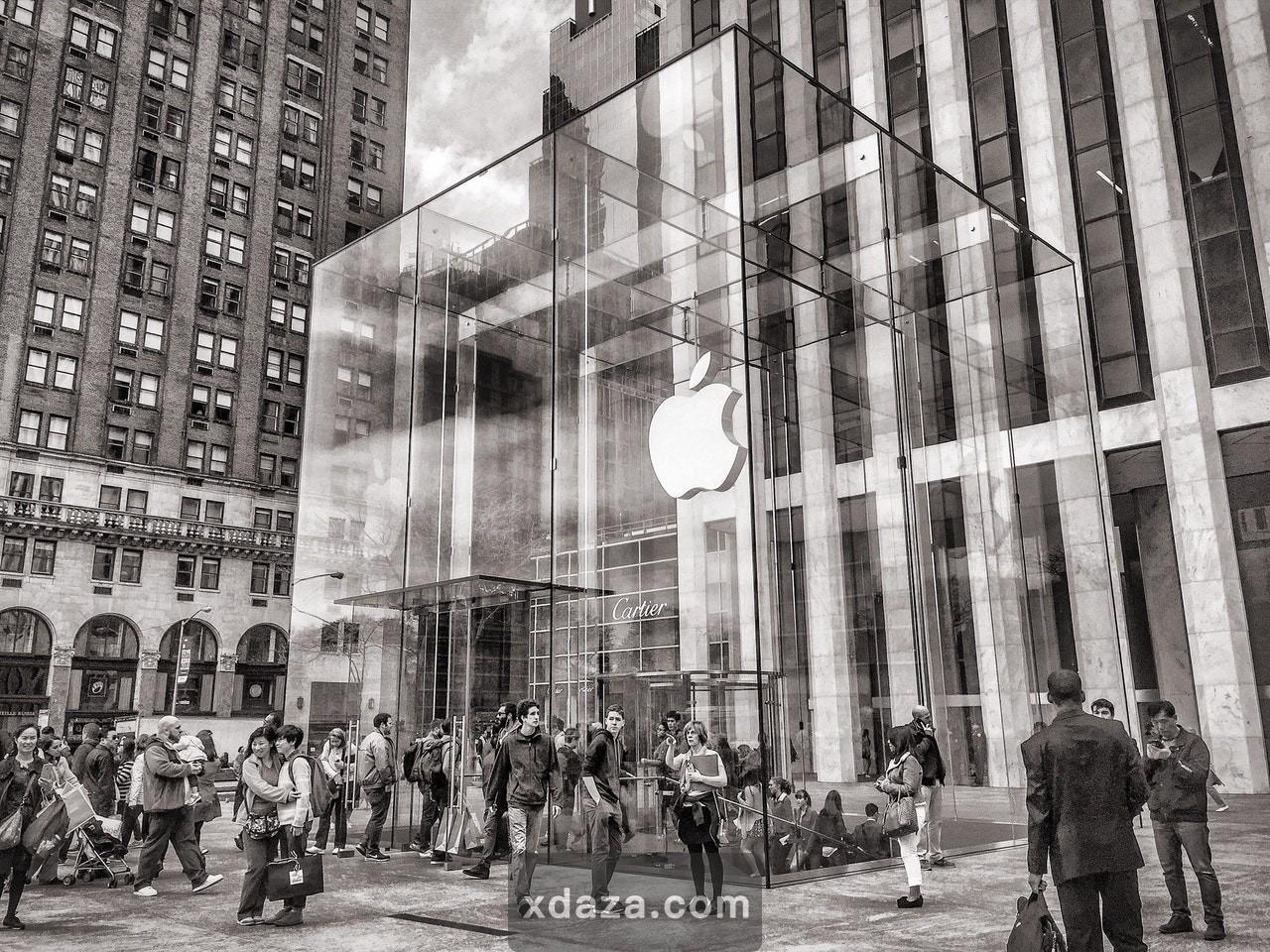 羡慕!苹果为零售店员工启用混合型在家办公模式并报销100美元