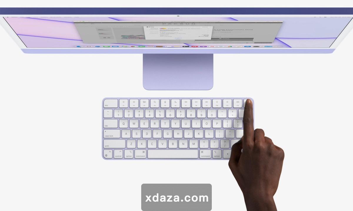 699元起,苹果推出新款妙控键盘,间接实现面容+指纹识别?