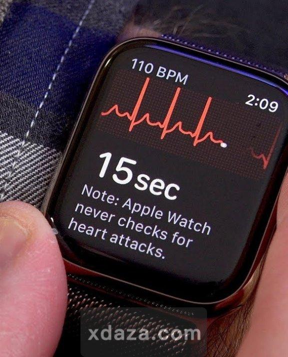 国内监管部门给苹果开绿灯,Apple Watch ECG功能终于来啦!