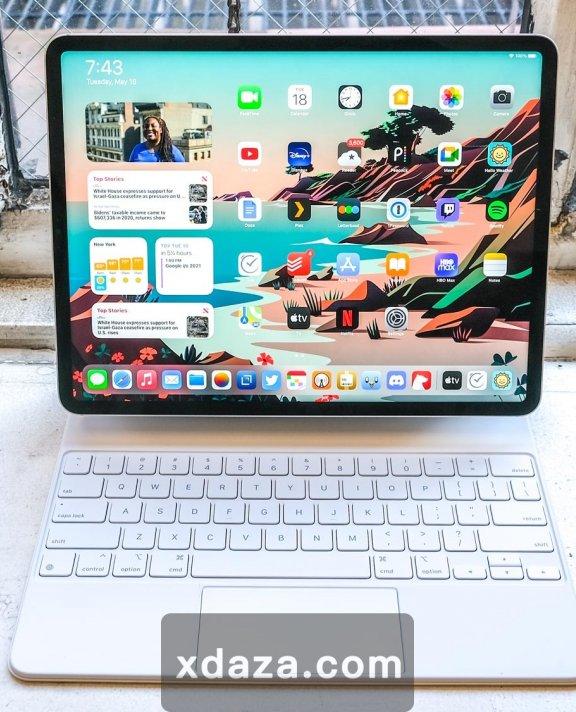带有无线充电功能的14寸iPad Pro即将来袭?模糊平板电脑和笔记本的边界!