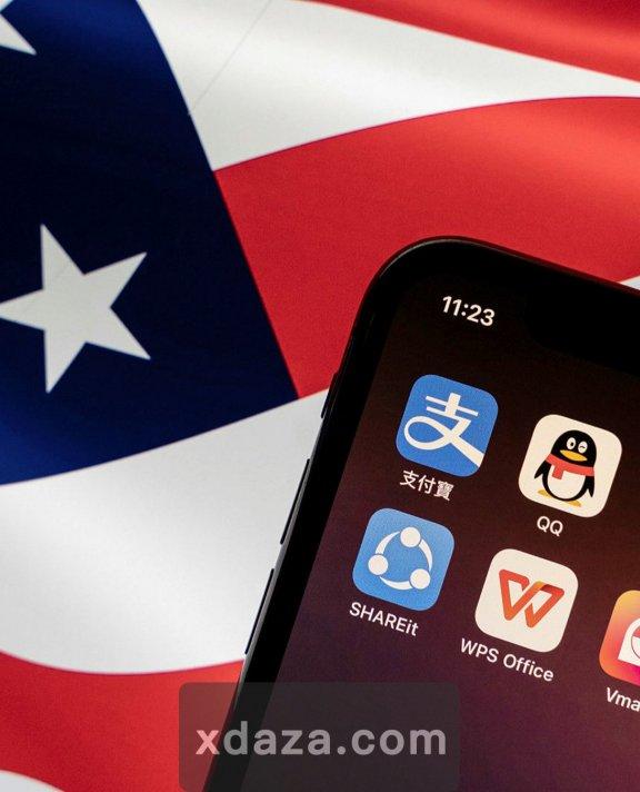 中美科技公司市值对比:差距明显