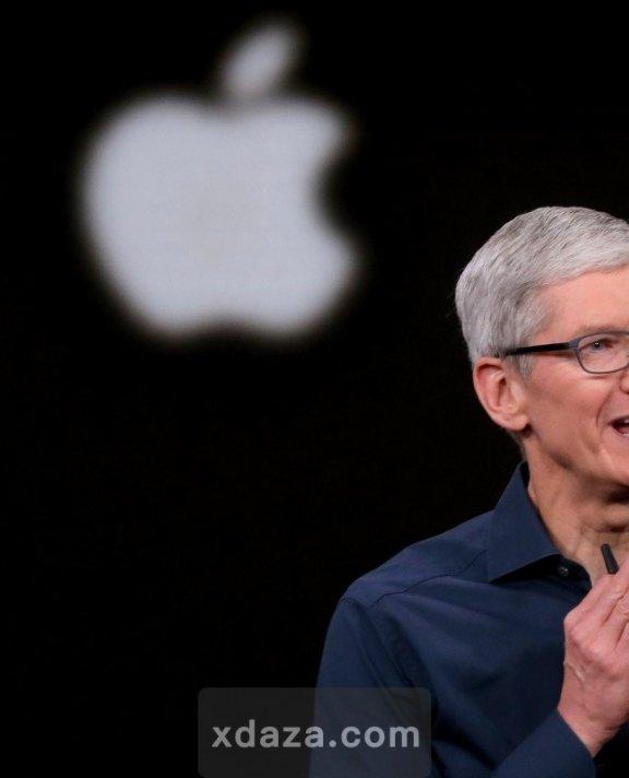 苹果CEO库克表示:第三财季iPhone的销售表现令人满意,大陆市场贡献巨大
