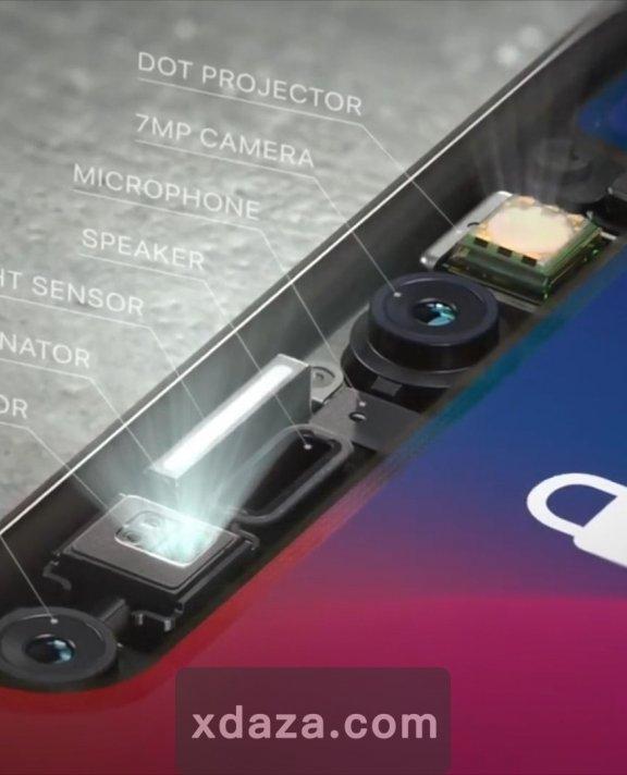 苹果获得屏下Touch ID和Face ID专利:真全面屏iPhone什么时候到来?