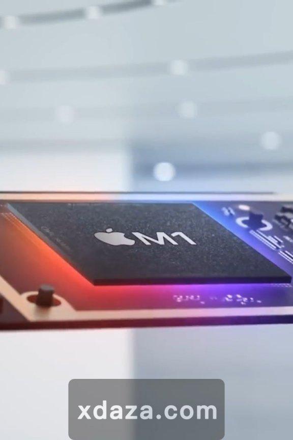 苹果自研芯片路线图曝光:M1X芯片即将问世,还有最高40核的新品